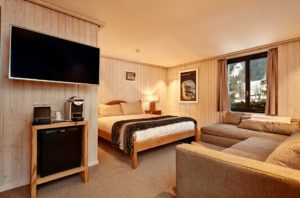 Hotel Sanetsch, Room, Gsteig